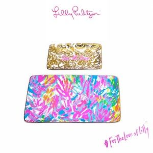 Lilly Pulitzer Sparkling Sands Trinket Tray Set